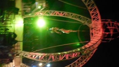Circus at sea