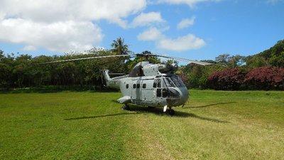 New Caledonia Air Force