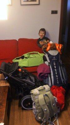 Nasz bagaż - ten najdroższy też