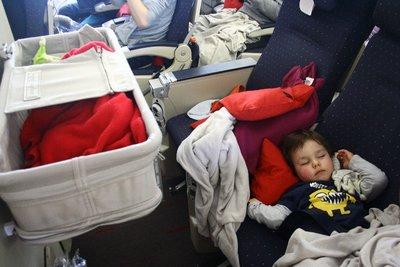 samolotowa siesta