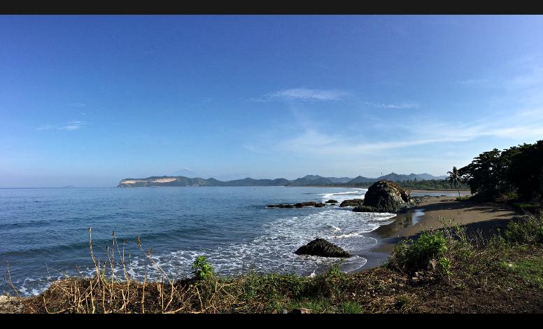 Kentasari Beach