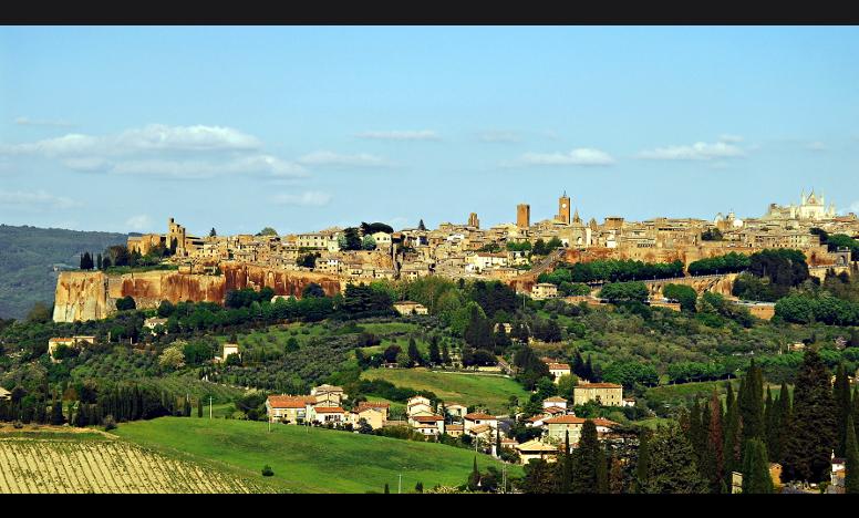 Orvieto Views