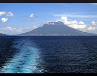 Leaving Ternate