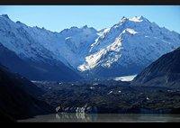 Mt Cook - Tasman Glacier