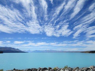 Stunning lakes