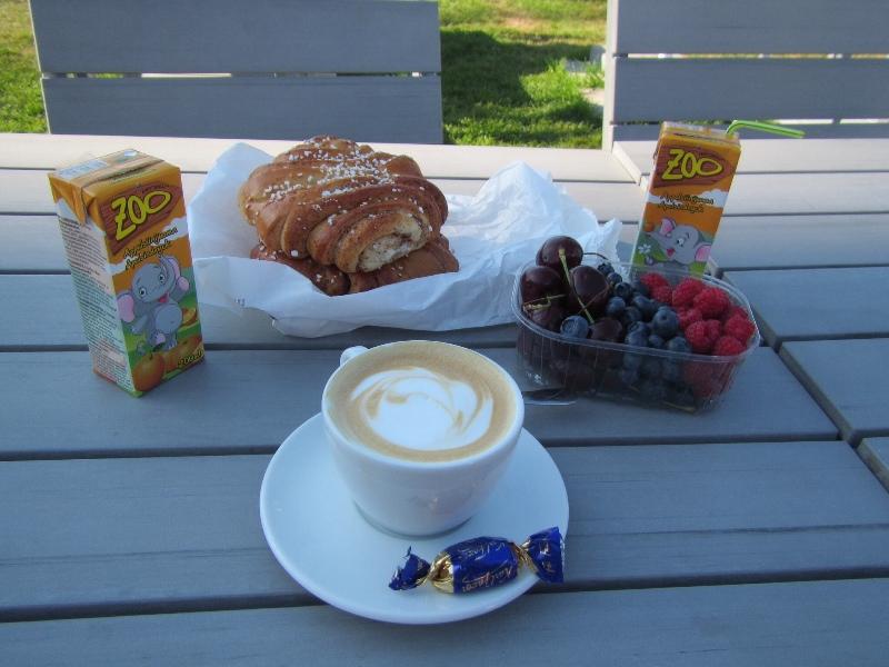 Breakfast Helsinki Style