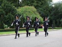 Guards Oslo Palace