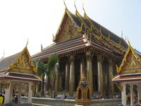 Part of the impressive Grand Palace