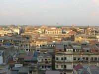 Phnom Phen skyline