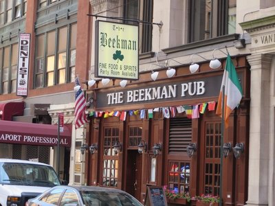 Beekman Owns This Town