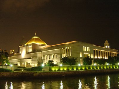 Parliament House - Singapore