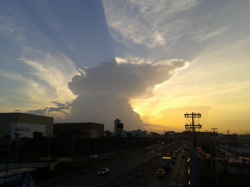 Sunrise Metromall Panama.