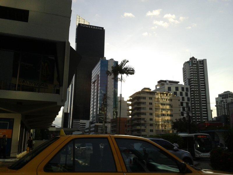 First sunset Panama City 2016-10-06 17.28.59