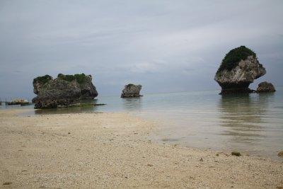 Clear Water Mibaru Beach