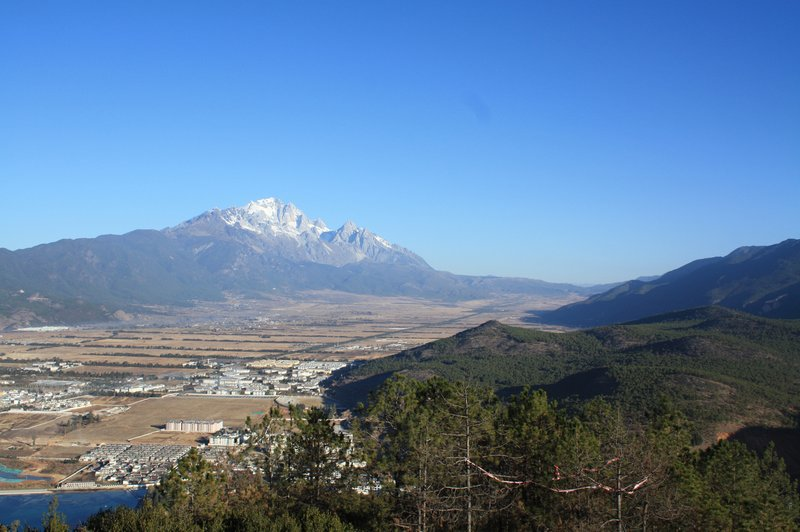 The Jade Dragon Snow Mountain