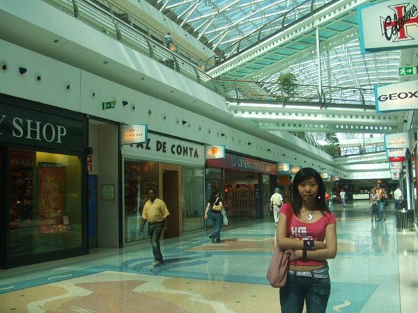 Vasco da Gama Shopping Mall