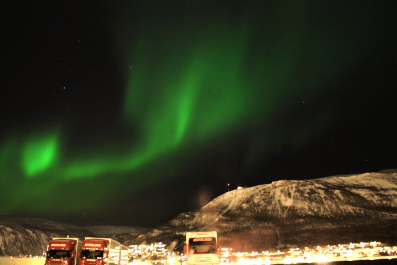 The Dance of the Spirits, Northern Light