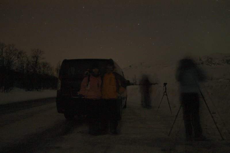 Northern Lights Tour with Kjetil