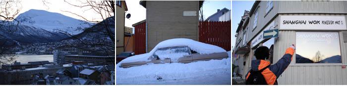 Tromso Morning