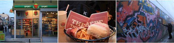 Burger King at Storgata Tromso