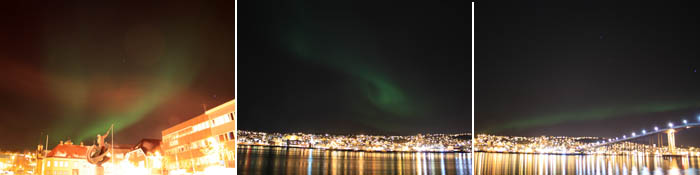Northern Light and the bridge 2
