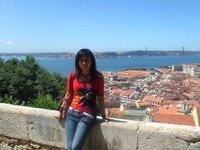 Me in the Castelo de S. Jorge
