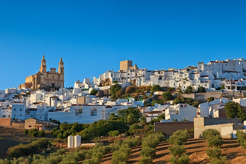 Olvera._Cadiz._Andalusia._Spain