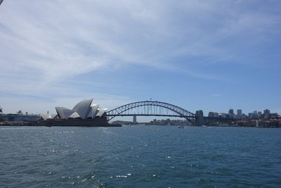 Sydney Harbour views #1