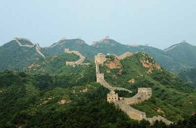 Great Wall of China - for miles and miles
