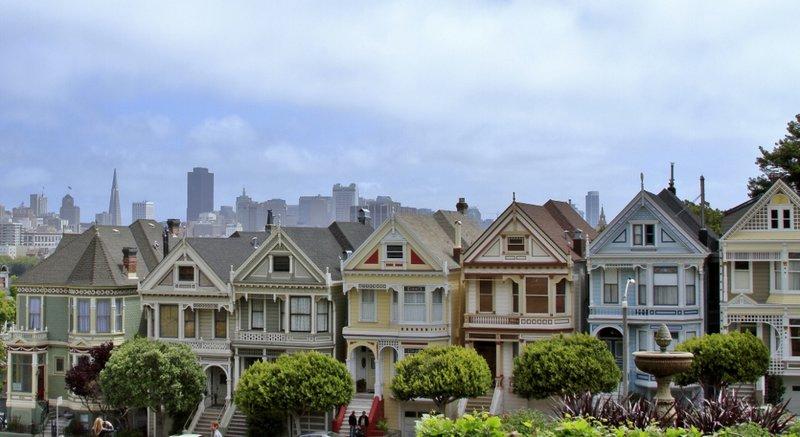 View across San Francisco
