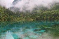 Juizhai Valley National Park