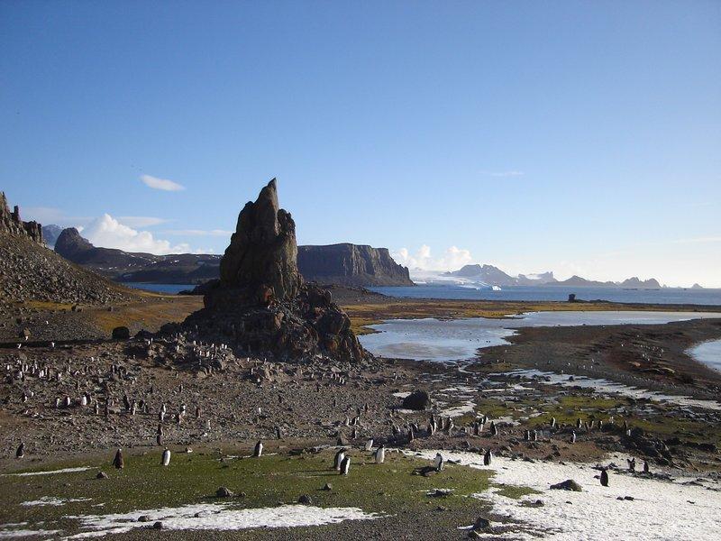Penguin Rock... as we called it