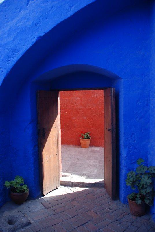 Santa Catalina Monestary 4