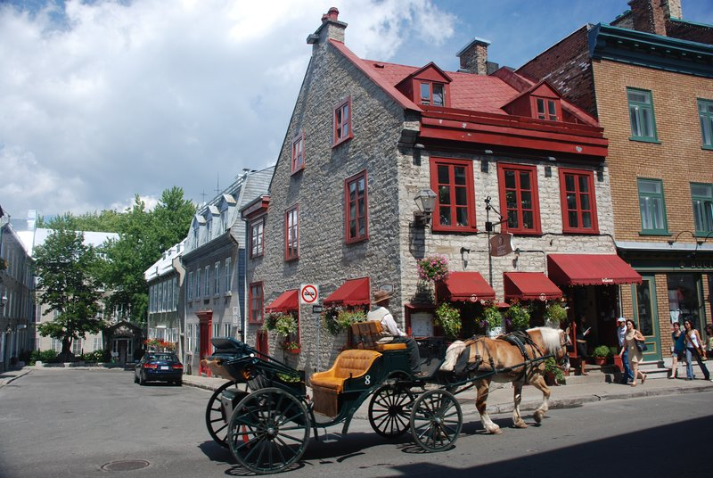 Taxi in Quebec City