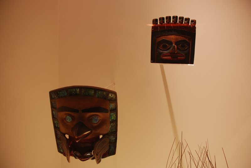 Haida Carvings