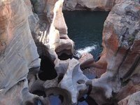 Bourkes Potholes