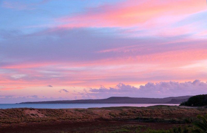 Molokai Sunset - James Brennan Molokai Hawaii