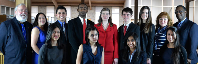 2014 USA Debate Team