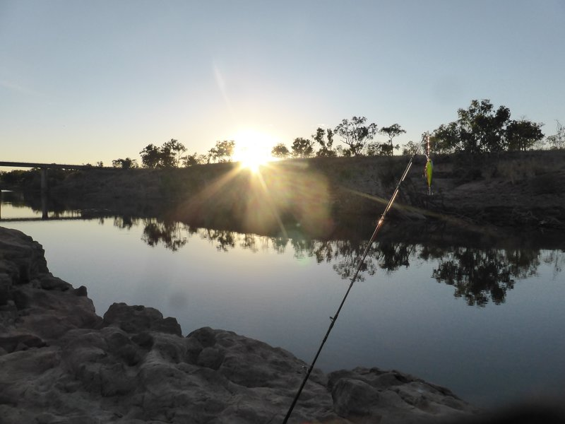 Sunrise Dunham River