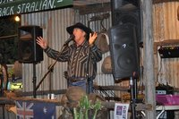 Entertainment at The Pub, Daly Waters NT