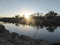Sunrise Dunham River