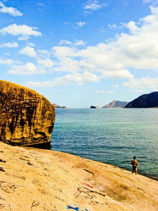 Pedra do Pontal, RJ - BRAZIL