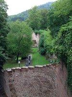 Heidelberg Castle View
