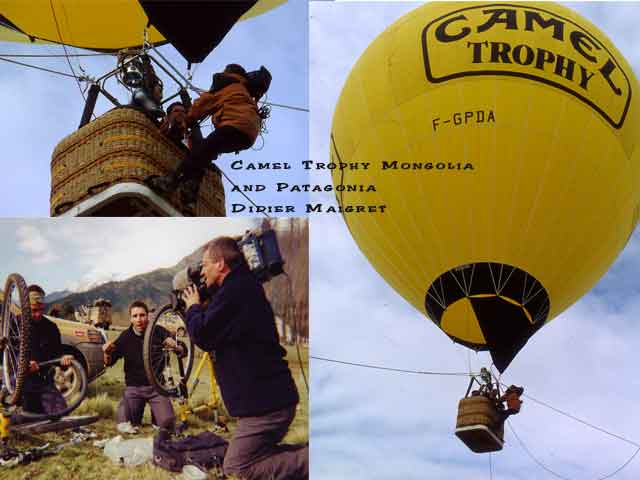 Camel Patagonie