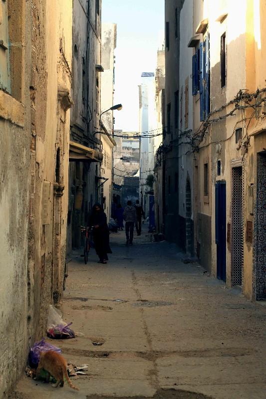 rue médina Essaouira