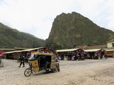 Ollantaytambo Markets