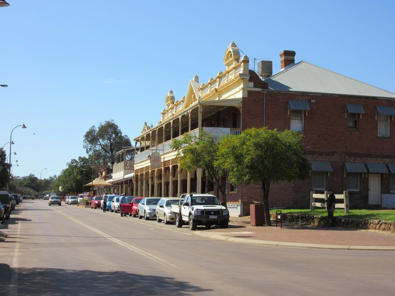 Main street of Toodyay