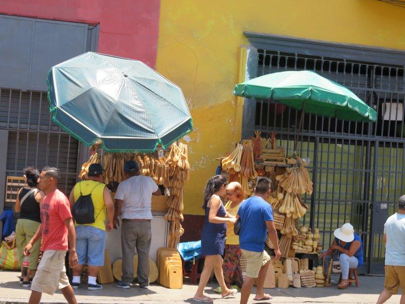 Market near China Town