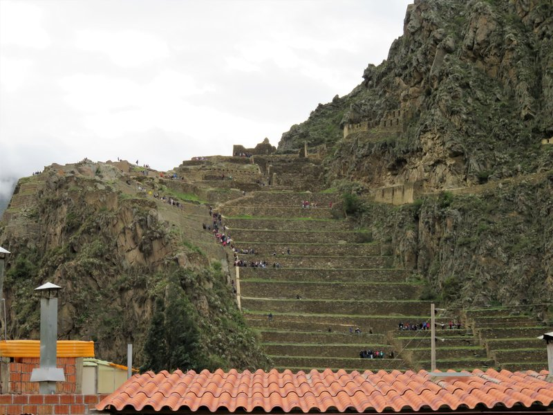 Ollantaytambo archaeological complex