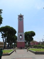 Clock Tower @ University Park Lima